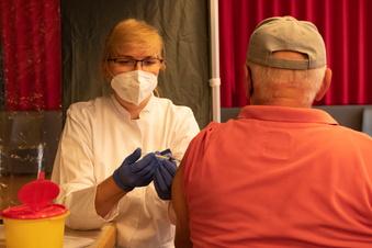 Das große Impfen in Großenhain