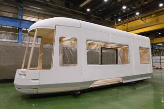 So sieht die neue Straßenbahn für Dresden aus