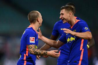 Bundesliga: Ostvereine gewinnen deutlich
