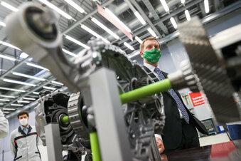 Kretschmer: Porsche kann es gegen Tesla schaffen
