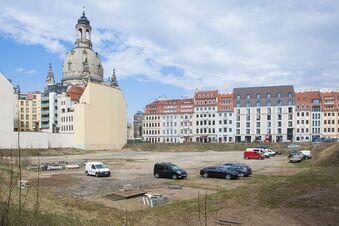 Endspurt im Fassadenstreit am Palais Riesch
