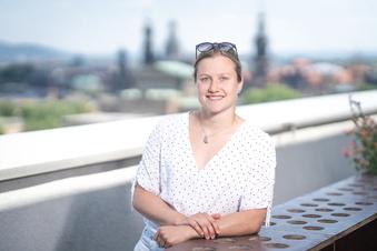 Wie eine Dresdnerin die Olympiastadt Tokio erlebt