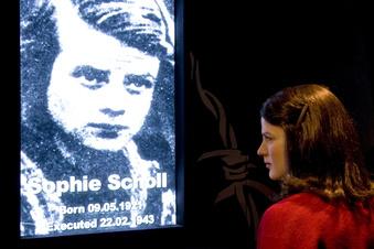 Sophie Scholl war ein Mensch, kein Mythos
