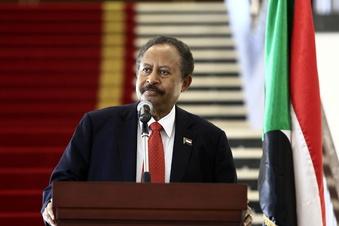 Sudan: Regierungschef Hamduk wieder zuhause