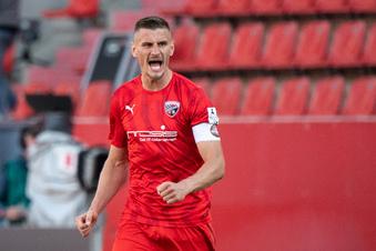Ex-Dynamo Kutschke: Es zählt nur der Sieg mit Ingolstadt
