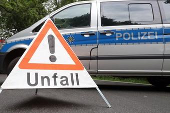 Frauenstein: Zwei Schwerverletzte nach Zusammenstoß