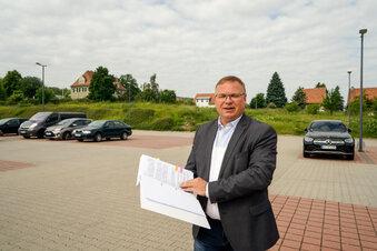 Neues Handelszentrum für Neukirch