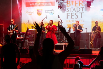 Bierstadtfest in Coronazeiten: Radeberg feiert ausgelassen