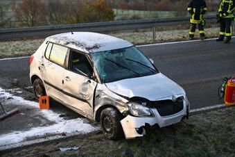 Teenagerin nach Unfall schwer verletzt