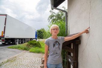 Warum Nieder Seifersdorfer Risse in Häusern beklagen