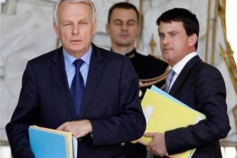 Frankreich: Regierung tritt zurück