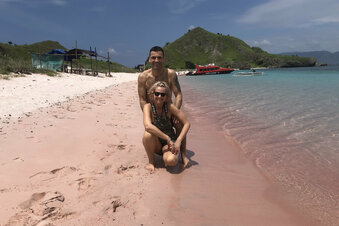 Wegen Corona auf Bali gestrandet