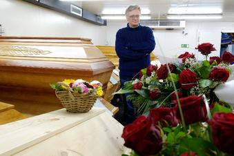 Mehr Platz für Tote im Krematorium Meißen