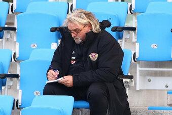 Dynamos Co-Trainer für Heimspiel gesperrt