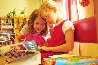 Ist die Kinderbücherei zu halten?