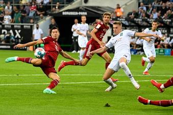 Bundesliga: Bayern holt nur Remis zum Auftakt