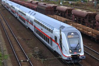 Bahn dementiert IC-Haltepunkt für Großenhain