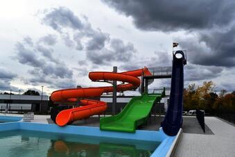 Bogatynias Spaßbad bleibt eine Baustelle