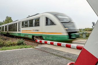 Zwischen Dresden und Görlitz fallen Züge aus