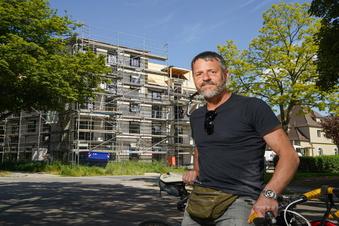 18 neue Wohnungen am Bautzener Kloster