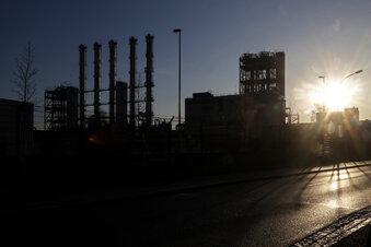 Chemiewerk verschärft Einlassbedingungen