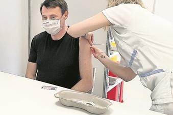Wie kommen Nachbarn beim Impfen voran?