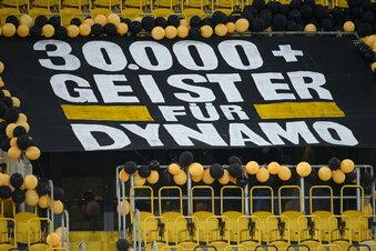 Dynamo verkauft 72.112 Geistertickets