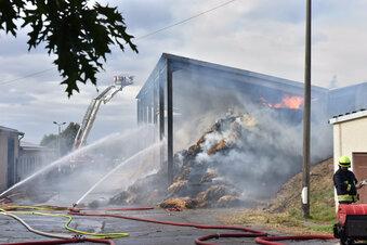 Großbrand in Ruppendorf