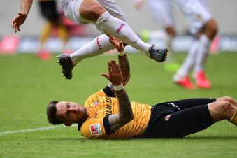 Warum Dynamo der Neustart misslingt