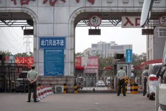 Peking fürchtet die zweite Welle