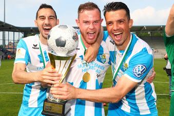 CFC schlägt Zwickau im Landespokalfinale