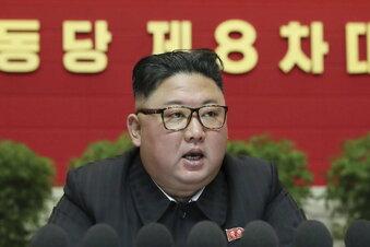 Nordkorea will Atomplan vorantreiben