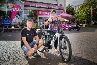 Fahrradboom in Dresden