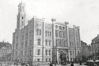 So schön war die Rathaus-Eröffnung
