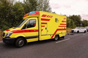 Viele Notrufe: Dresdens Rettungsdienst braucht Hilfe