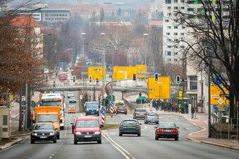 Wo der Lärm in Dresden am größten ist