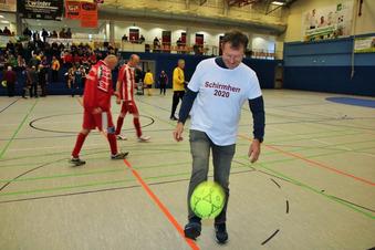Eiserne Fußballer feierten Jubiläum