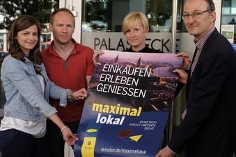 """Händler: """"Ohne dich macht Dresden dicht"""""""