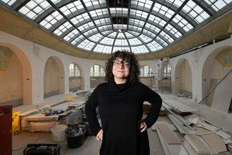 Dresdner Friseurin plant Salon ohne Müll