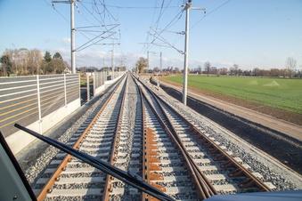 Elektrifizierte Zugstrecke statt A4-Ausbau