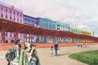 Leser wollen Läden imLeipziger Bahnhof