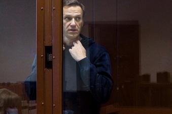 Anwälte sorgen sich um Nawalny