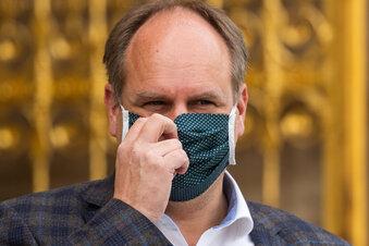 OB Hilbert kündigt Corona-Einschnitte in Dresden an