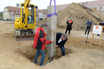 Hier wächst Herrnhuts neuer Schul-Campus