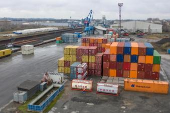 Corona-Folgen treffen Riesas Hafen schwer