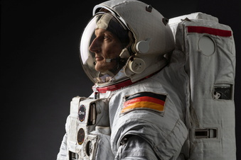 Himmelfahrt an Halloween: Astronaut Maurer fliegt zur ISS