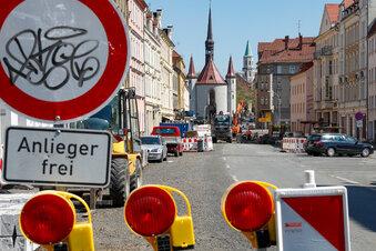 Äußere Weberstraße: Nächste Sperrung
