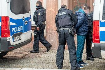 Waldheim: Autodiebe in Haft