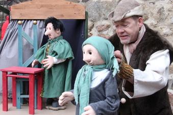 Puppenspielfest ins Steinhaus verlegt