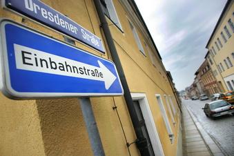 Bischofswerda: Altmarkt-Zufahrten gesperrt